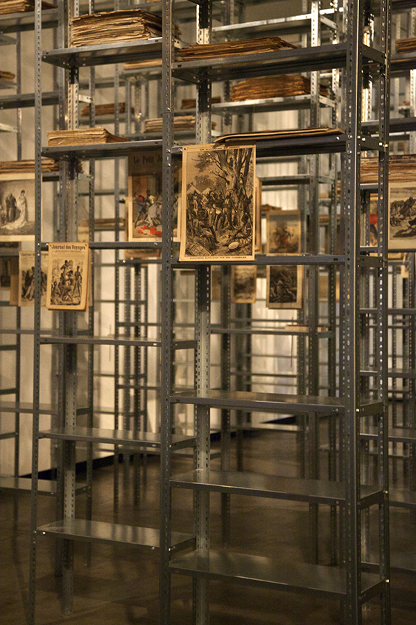 2. Kader Attia_Exhibition View_Salon der Angst_Kunsthalle Wien_Foto Andrea Fichtel_MG_3750