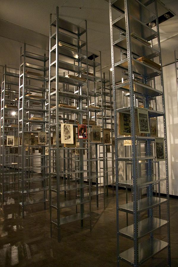 8. Kader Attia_Exhibition View_Salon der Angst_Kunsthalle Wien_Foto Andrea Fichtel_MG_3782