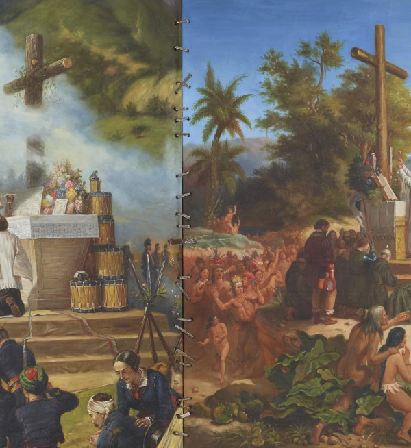 --KA-Colonial Modernity. the first mass in Brazil and Algeria det01 hr