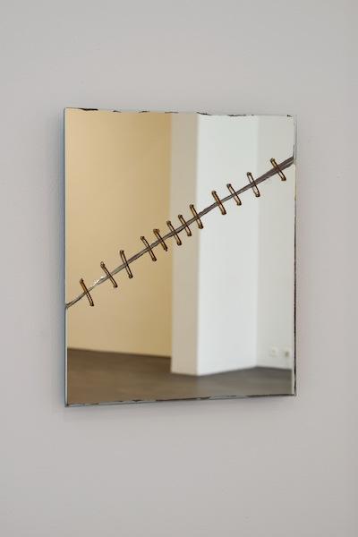 Kader Attia, How To Repair Broken Mirror